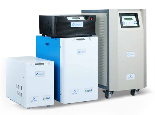 Solar Hybrid Inverters & Charge Controllers
