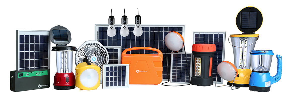 Solar Products In India Home Business Bluebird Solar