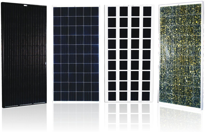 Special PV modules