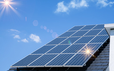 Solar Panel Manufacturer | Rooftop solutions in India | Bluebird Solar